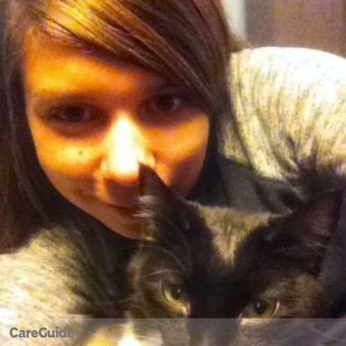 Pet Care Provider Michelle Borck's Profile Picture