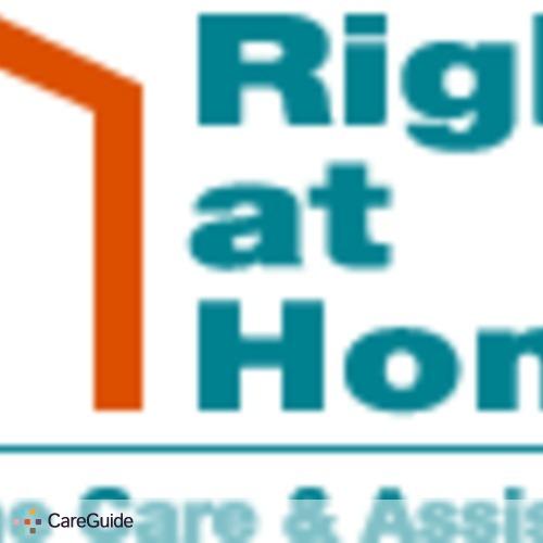 Elder Care Job Right at Home H's Profile Picture