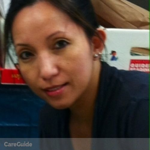 Canadian Nanny Provider Mildred Reyes's Profile Picture