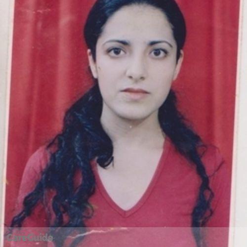 Canadian Nanny Provider Lamia G's Profile Picture