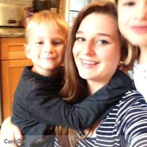 Canadian Nanny Provider Ella Glabush's Profile Picture