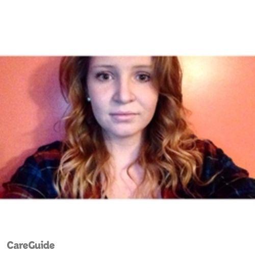Canadian Nanny Provider Jessie Greeniss's Profile Picture