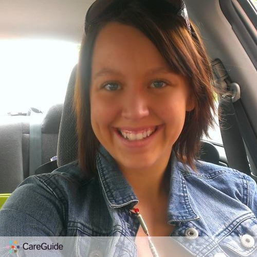 Child Care Provider Lindsey Rainville's Profile Picture