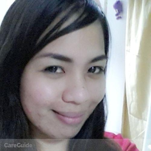 Canadian Nanny Provider Katrina Collado's Profile Picture