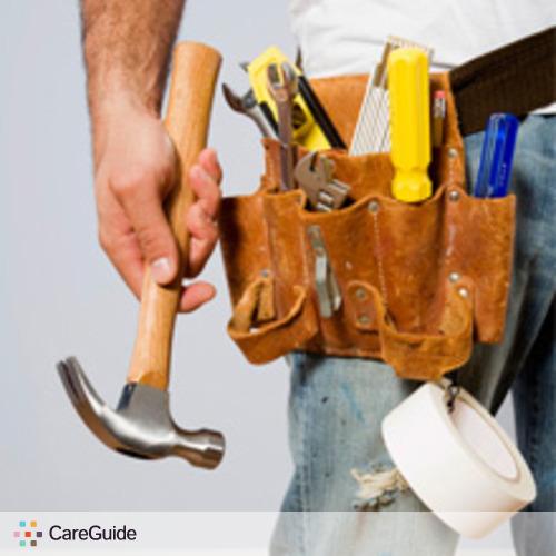 Handyman Provider Chuck I's Profile Picture