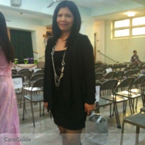 Canadian Nanny Provider Rosebell Alvrez's Profile Picture