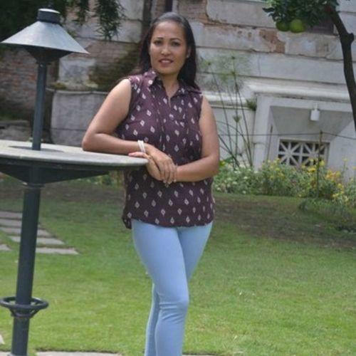 Housekeeper Provider Chanamati Shrestha's Profile Picture
