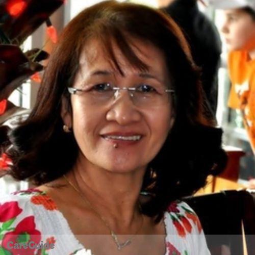 Canadian Nanny Provider Lilibeth L's Profile Picture