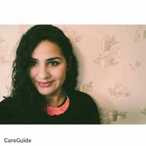 Canadian Nanny Provider Vanessa Luis's Profile Picture