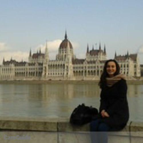 Canadian Nanny Provider Adela Adamkova's Profile Picture