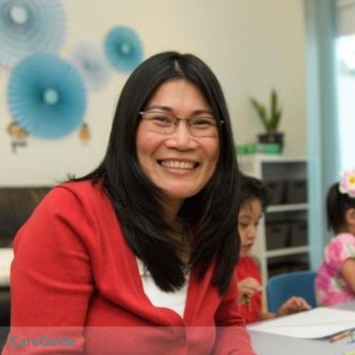 Child Care Provider Leah Chen's Profile Picture