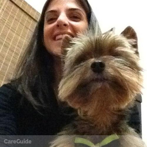 Pet Care Provider Maria Carvalho's Profile Picture