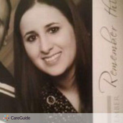 Child Care Provider Ashley Booth's Profile Picture
