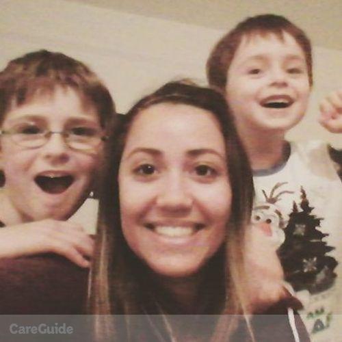 Canadian Nanny Provider Catarina Melo's Profile Picture