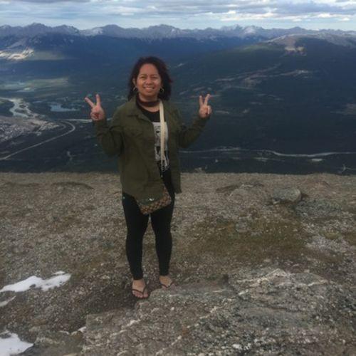 Canadian Nanny Provider Laarni R's Profile Picture