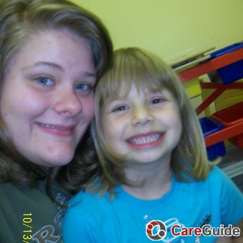 Child Care Provider Amberly Davis's Profile Picture