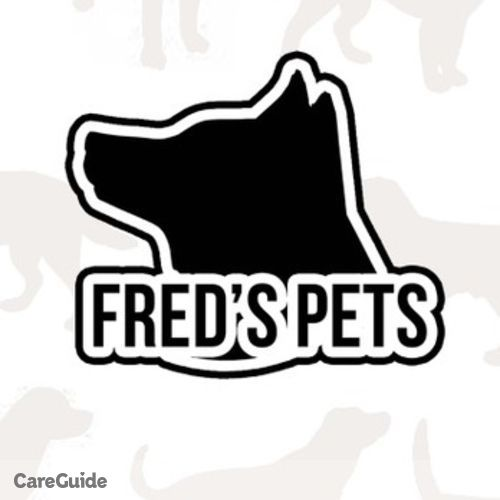Pet Care Provider Fred Hunter's Profile Picture