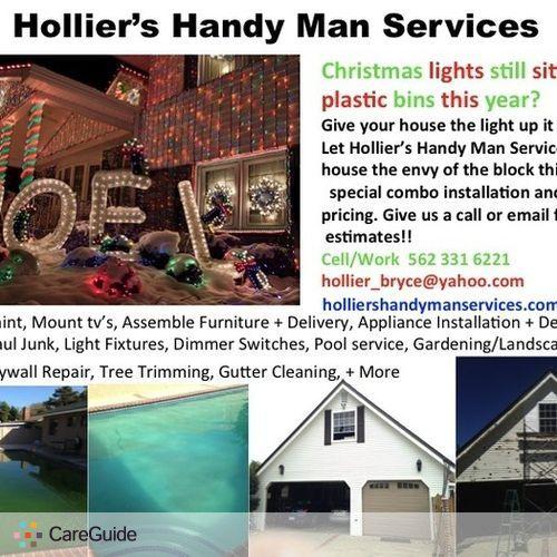 Handyman Provider Bryce H's Profile Picture