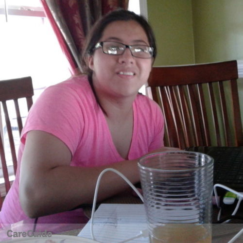 Pet Care Provider Olivia Perez's Profile Picture