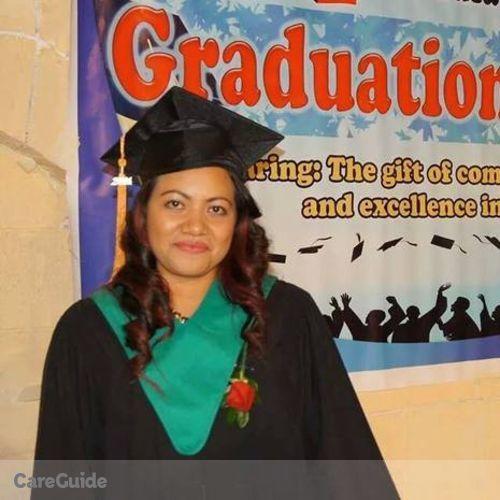 Canadian Nanny Provider Rhona Llantero De Guzman's Profile Picture