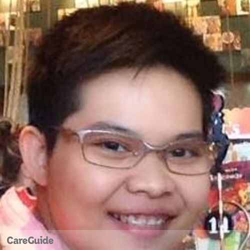Canadian Nanny Provider Madelaine Bautista's Profile Picture