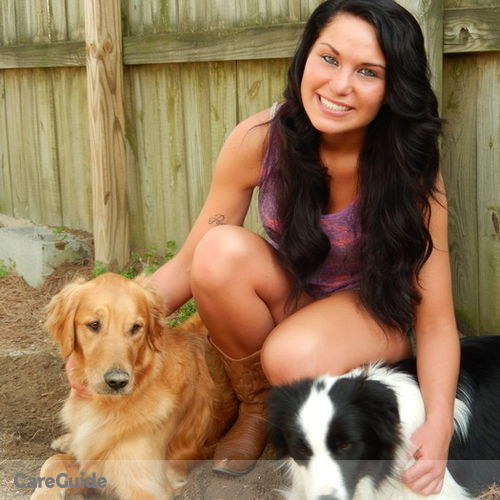 Pet Care Provider Nicole Rudy's Profile Picture