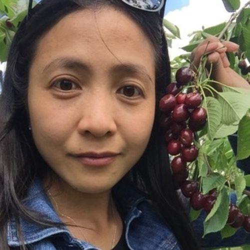 Canadian Nanny Provider Marie Salazar's Profile Picture