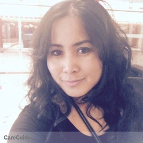 Canadian Nanny Provider Mishell Calaoagan's Profile Picture