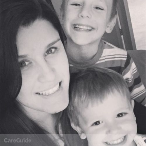 Canadian Nanny Provider Pamella Luccas's Profile Picture