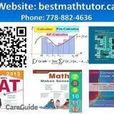 Math Tutoring By PhD in Math