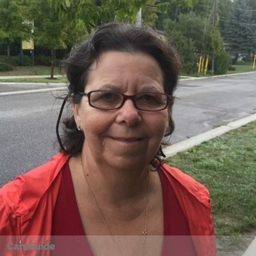 Canadian Nanny Provider Diana Davey's Profile Picture