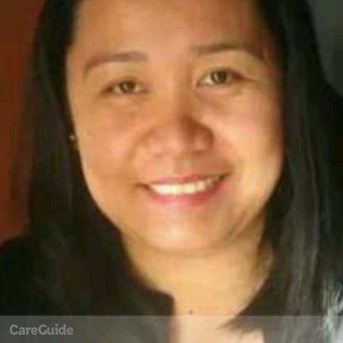 Canadian Nanny Provider Ayesa Valerie Sombero's Profile Picture