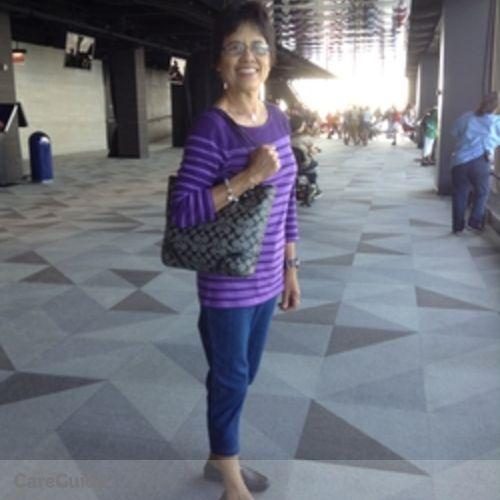 Canadian Nanny Provider Delia C's Profile Picture