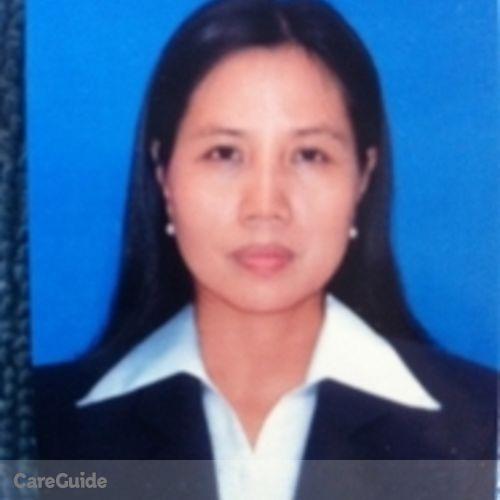 Canadian Nanny Provider Remia Caturas's Profile Picture