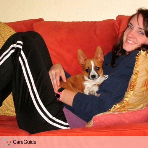 Pet Care Provider Sarah Johnson's Profile Picture