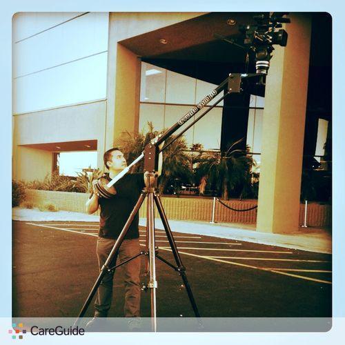 Videographer Provider Renato Avalos's Profile Picture