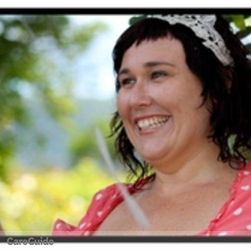 Canadian Nanny Provider Alita P's Profile Picture