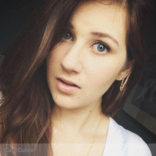 Canadian Nanny Provider Katrina Dey's Profile Picture