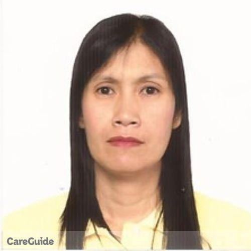 Canadian Nanny Provider Edna Arciaga's Profile Picture
