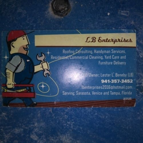 Handyman Provider LB Enterprises R Gallery Image 2
