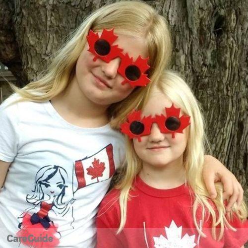 Canadian Nanny Job Lisa Kramer's Profile Picture