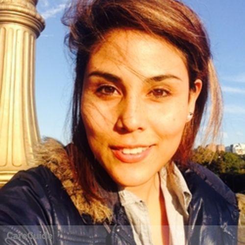 Canadian Nanny Provider Diana Molina's Profile Picture