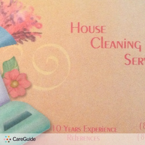 Housekeeper Provider Antonia S's Profile Picture
