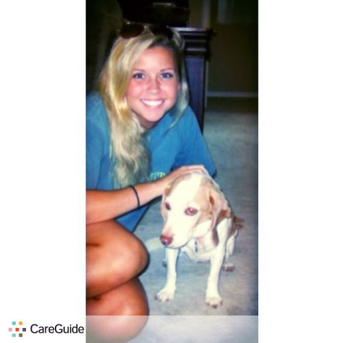 Pet Care Provider Michelle Wacker's Profile Picture