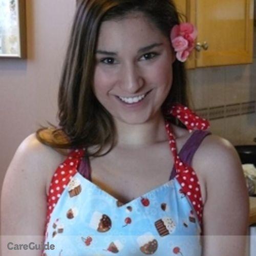 Canadian Nanny Provider Steph Bergstrom's Profile Picture