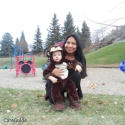 Canadian Nanny Provider Kely Oradaya's Profile Picture
