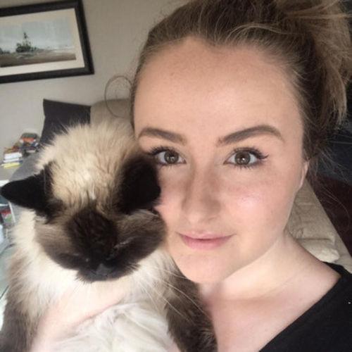 Pet Care Provider Megan Wiebe's Profile Picture