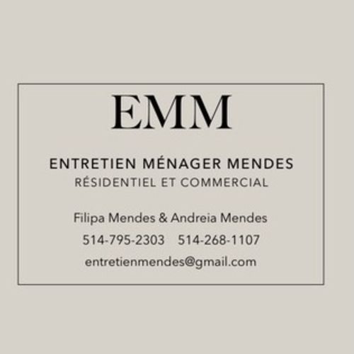 Housekeeper Provider Entretien Ménager Mendes's Profile Picture