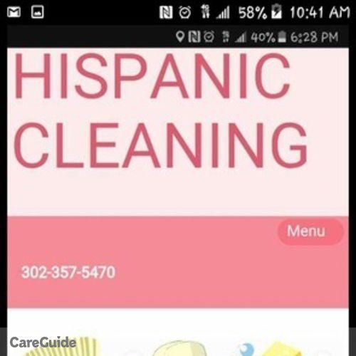Housekeeper Provider Claritza M's Profile Picture