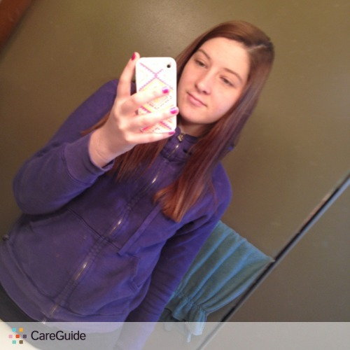 Child Care Provider Hayley C's Profile Picture
